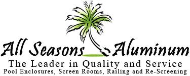 Florida Pool Enclosures Awnings Screen Rooms Screen